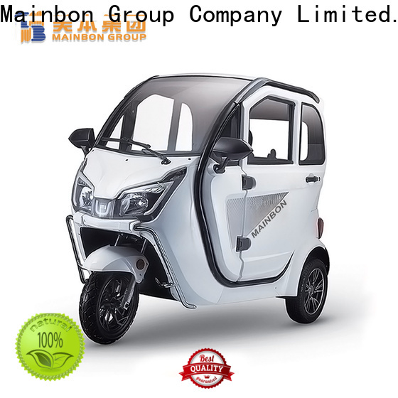 Mainbon am25s three wheel electric trike manufacturers for men