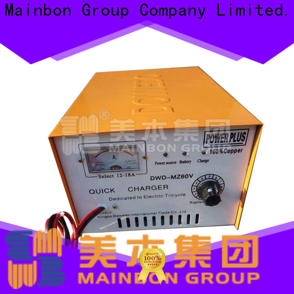 Mainbon Latest charging system parts for business for ladies
