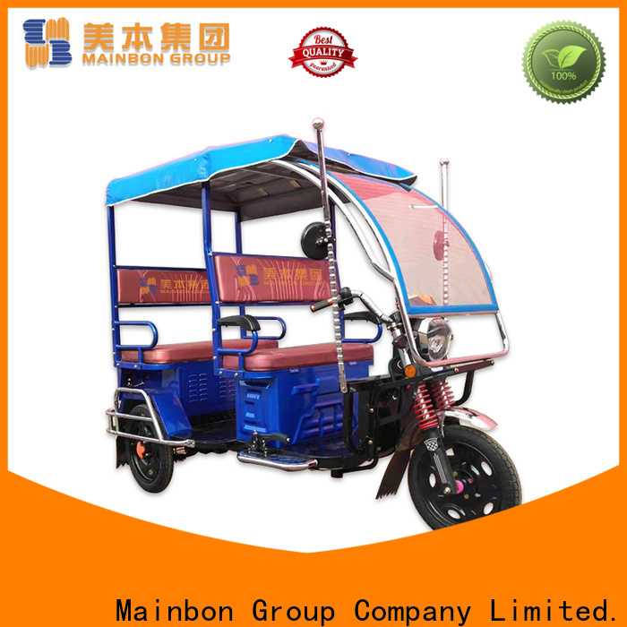 Mainbon Top motorized tricycle for kids for business for men