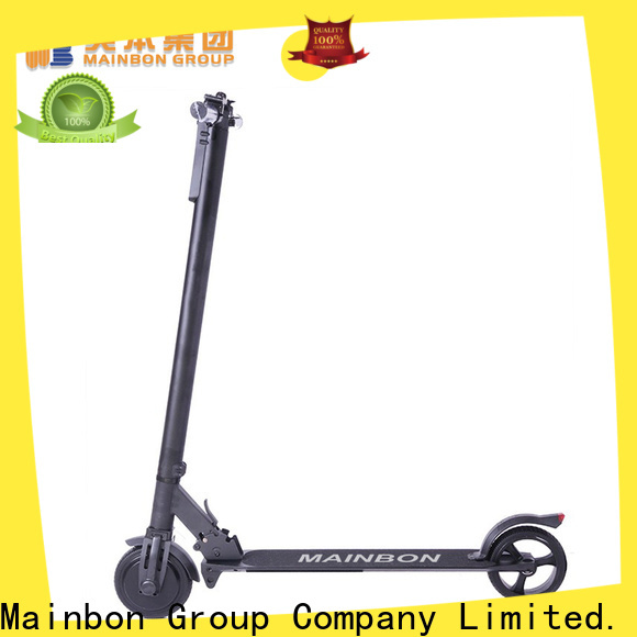 Mainbon rechargeable motoscooter superstore supply for adults