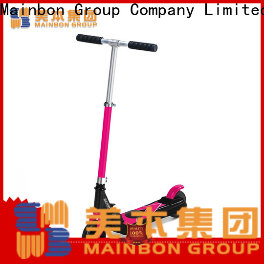Mainbon Wholesale scooter power factory for kids