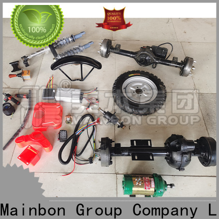 Mainbon construction equipment spare parts for business for road