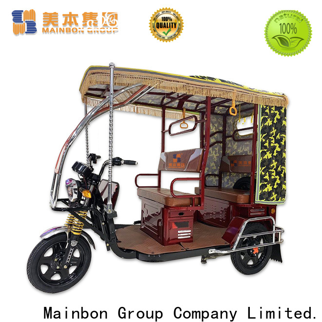 Mainbon adults tricycle bike electric motor manufacturers for kids