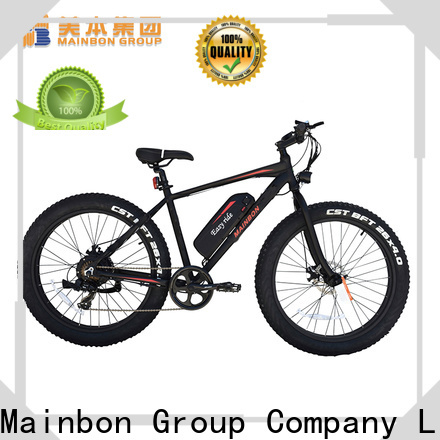 Mainbon Wholesale an electric bike suppliers for ladies