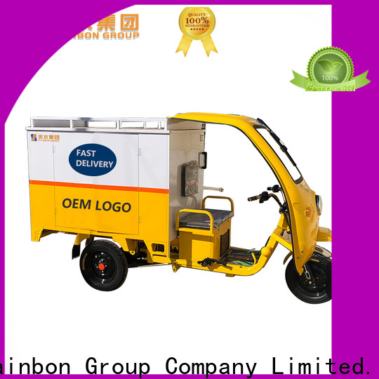 Mainbon Top three wheel electric tricycle suppliers for senior