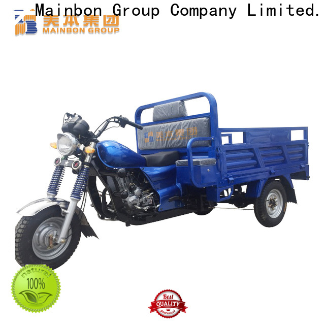 Mainbon High-quality petrol tricycle company for women