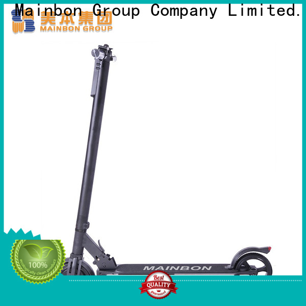 Mainbon Custom adult electric scooter uk manufacturers for adults