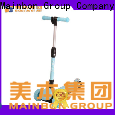Mainbon Latest scooter stand for business for women