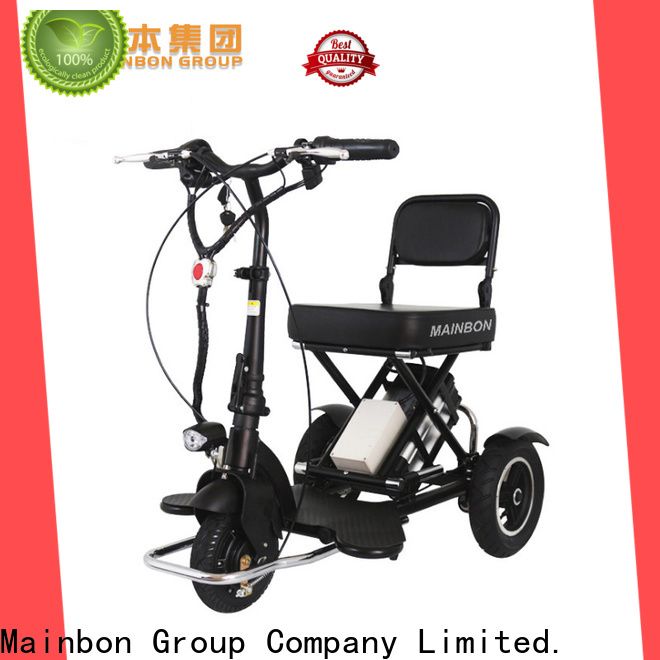 Mainbon Top used electric bikes for sale company for adults
