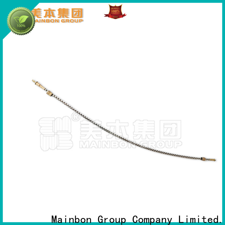 Mainbon cable wire connection for business for electric bike