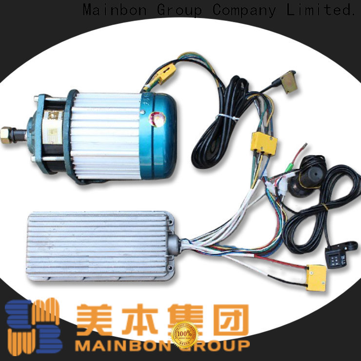 Mainbon Best electric bicycle gear motor factory for kids