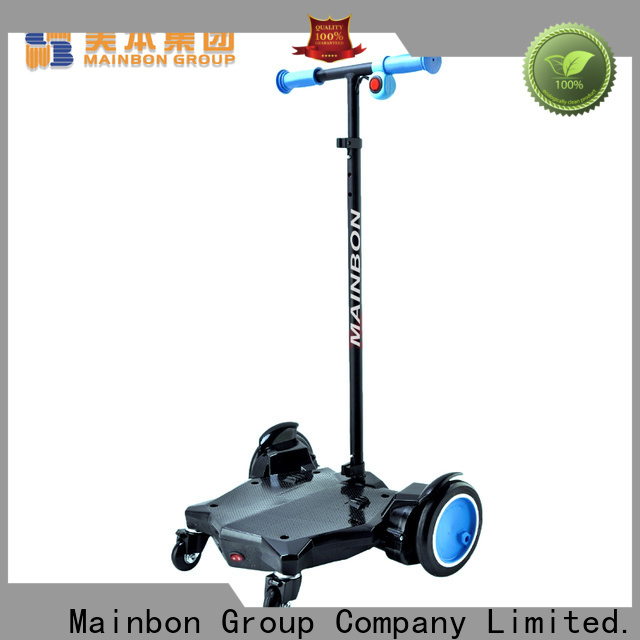 Mainbon Latest mini electric scooter for adults factory for women