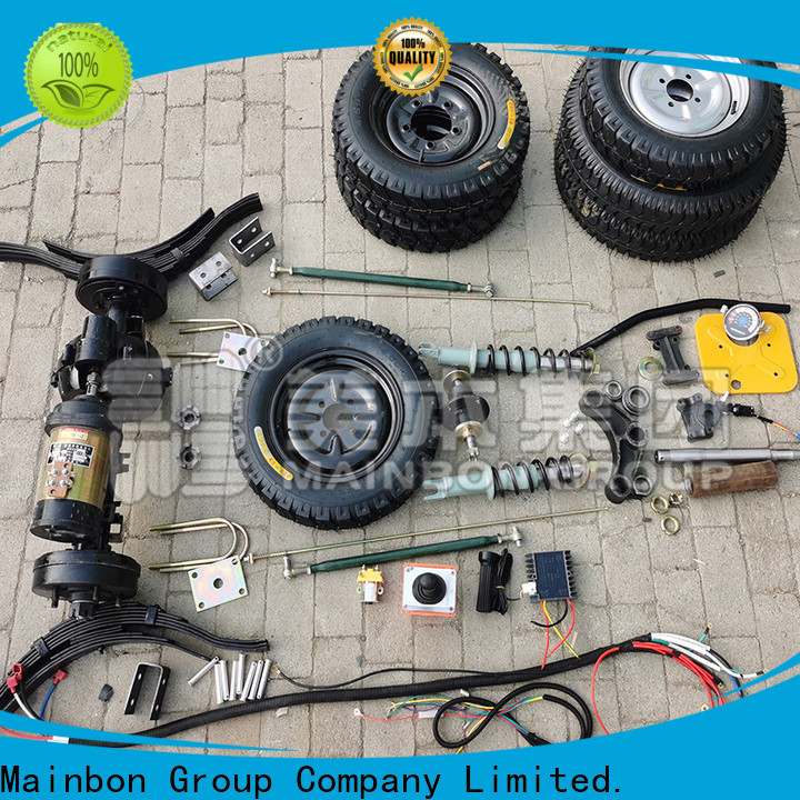Mainbon construction equipment parts company for building