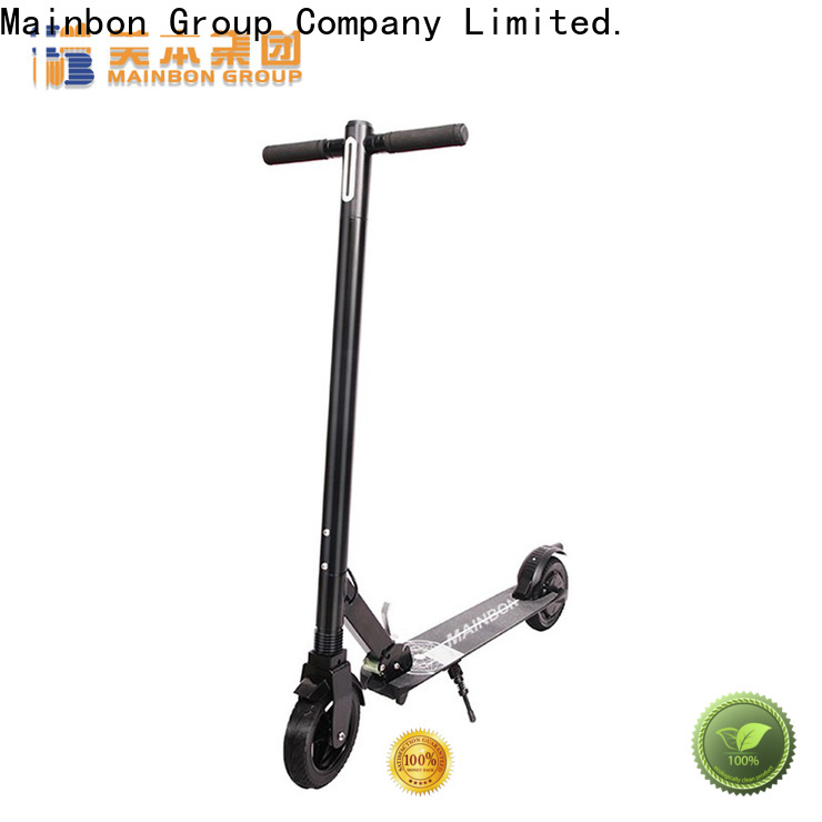 Mainbon scooter toddler battery powered scooter suppliers for kids