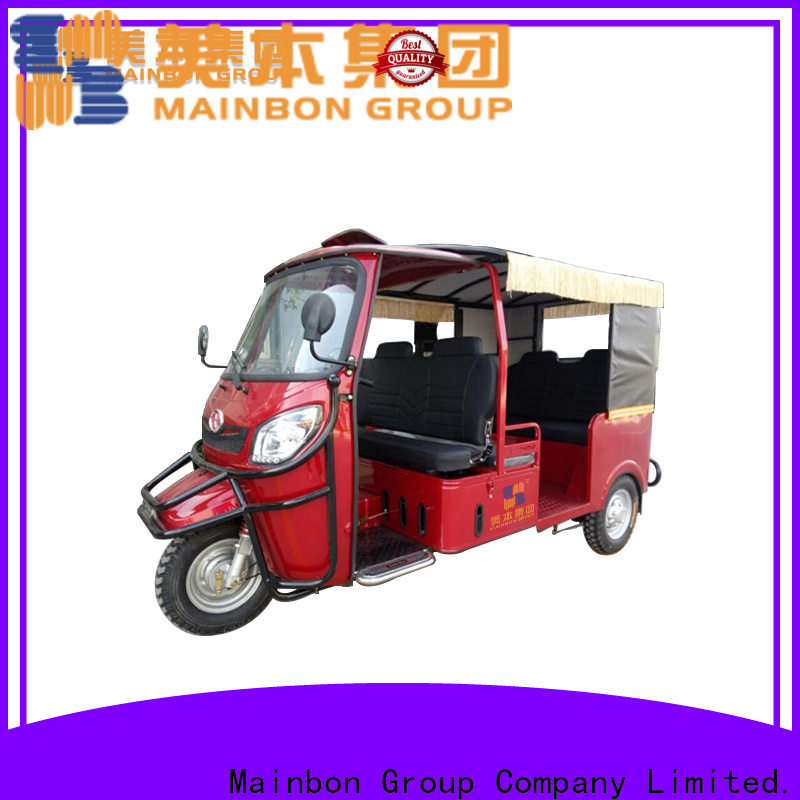 Mainbon High-quality gas tricycle scooters supply for ladies