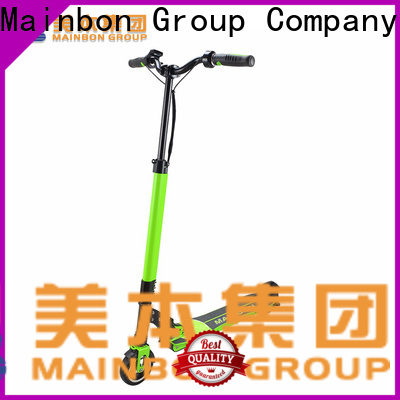 Mainbon Top brand new electric scooter for business for kids