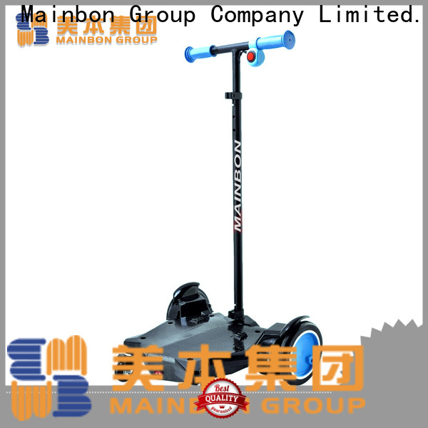Mainbon High-quality childs electric scooter with seat manufacturers for kids