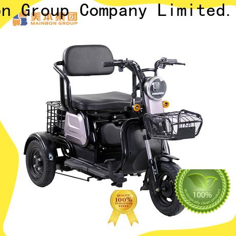 Best best electric trike passenger manufacturers for senior