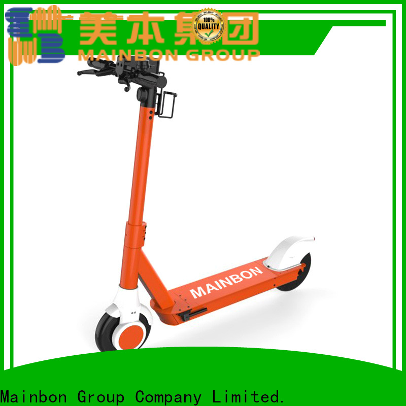 Custom an electric scooter adults for business for adults