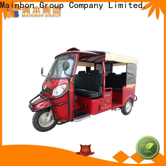 Mainbon New diesel trike factory for senior