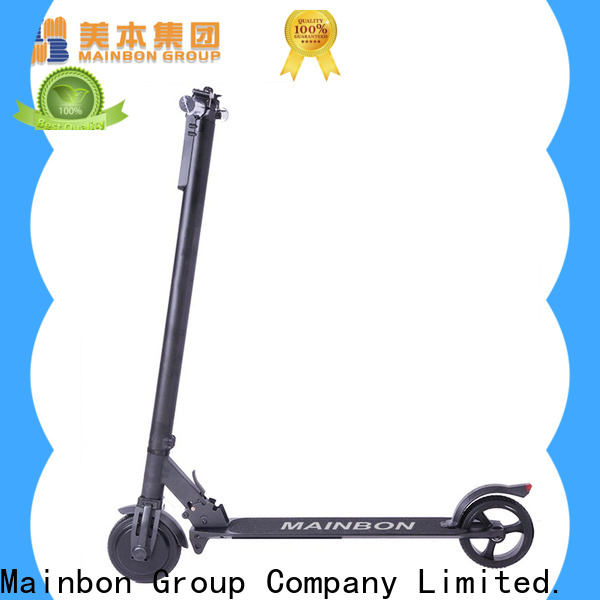 Mainbon Custom the cheapest electric scooter suppliers for women