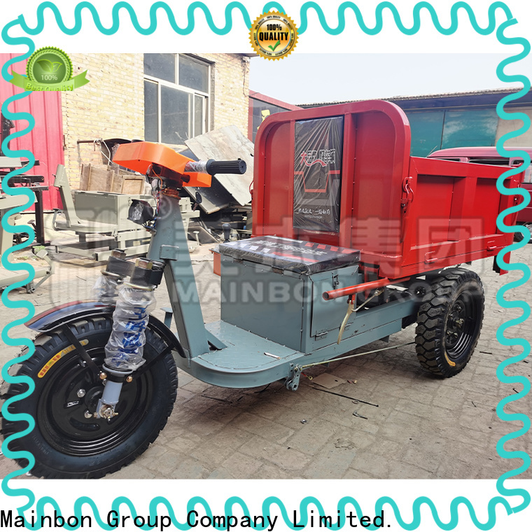 Mainbon Latest spare parts for construction machinery supply for building