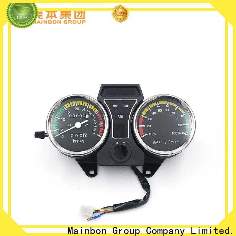 Mainbon best wireless bike speedometer supply for bicycle