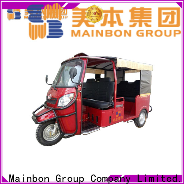 Mainbon ratio diesel trike motorcycle supply for ladies
