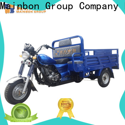 Mainbon gasoline trike company for old people