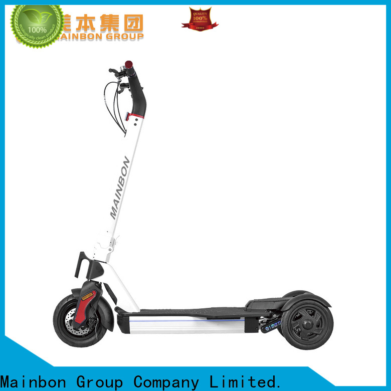 Mainbon Wholesale electric scooter age 5 suppliers for adults