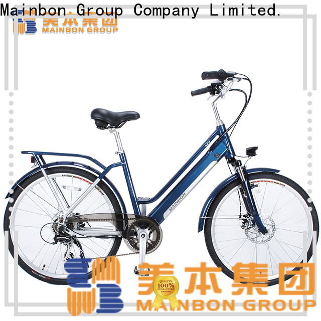 Mainbon Latest best electric bicycle on the market supply for kids