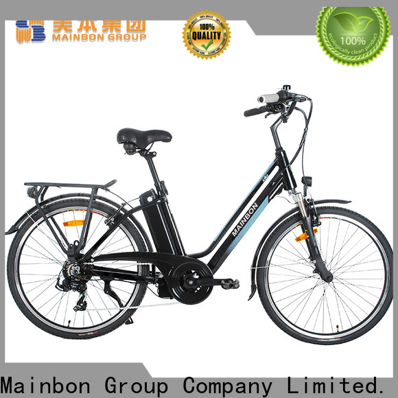 Mainbon bicycle cool motorized bikes supply for kids