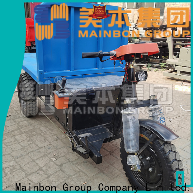 Mainbon High-quality construction equipment spare parts suppliers for construction