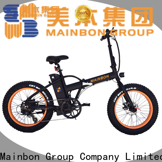 Mainbon electric bicycle manufacturers manufacturers for rent