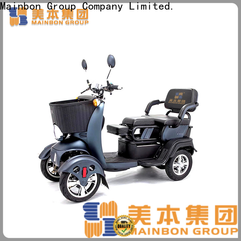Mainbon Custom electric scooter best price for business for men