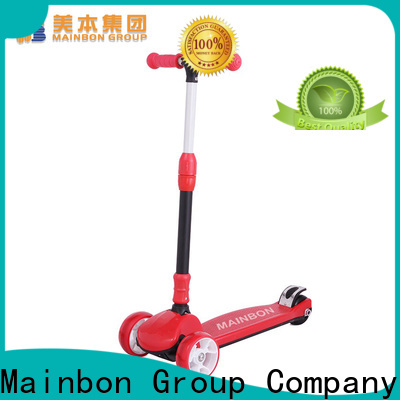 Mainbon High-quality childrens electric scooters for sale company for men