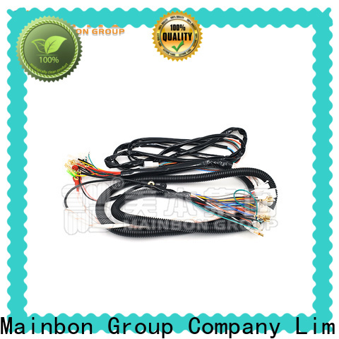 Mainbon Latest custom cable connection manufacturers for motorcycles
