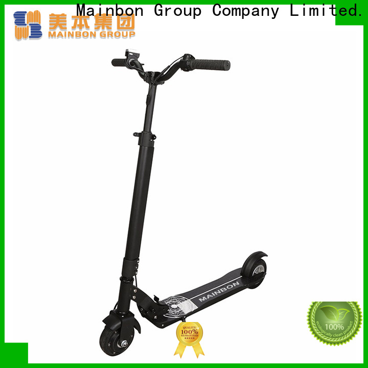 Mainbon scooter electric scooter for teenager company for adults