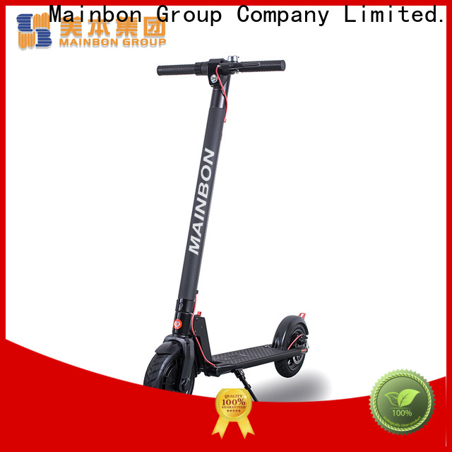 Mainbon Top electric scooter for teenager supply for women