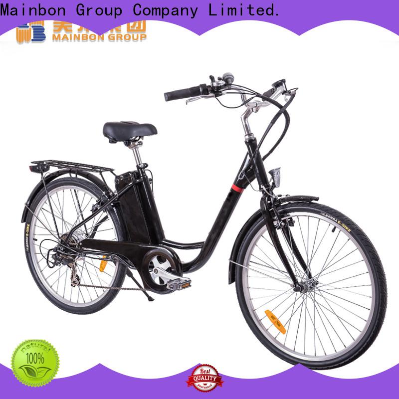 Mainbon Custom electric bicycle company company for rent