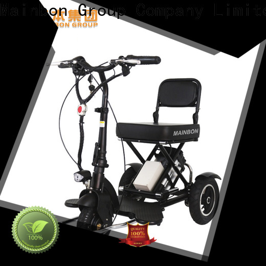 Wholesale battery operated tricycle for adults am25s manufacturers for senior