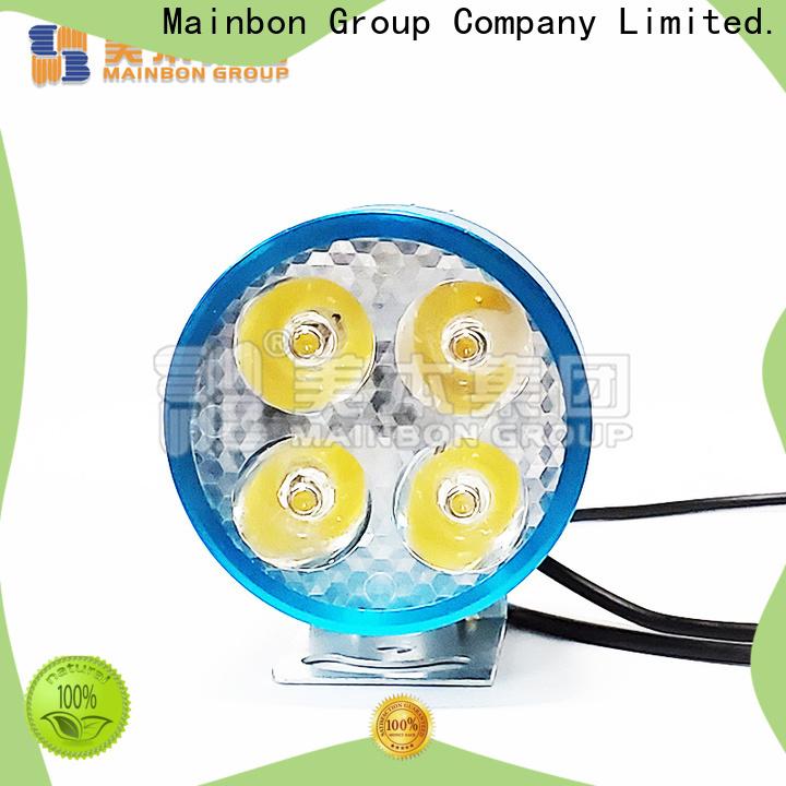 Mainbon Custom best lighting manufacturers company for electric bike