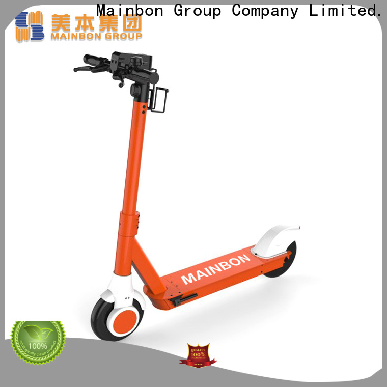 Mainbon Wholesale buy kids electric scooter factory for kids