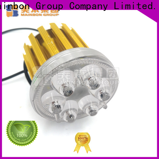 Mainbon best lighting manufacturers company for bicycle