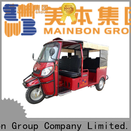 Mainbon ratio 150cc cargo tricycle for business for senior