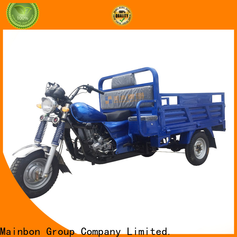 High-quality diesel tricycle for business for old people