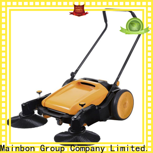 Mainbon all in one floor cleaning machine manufacturers for road