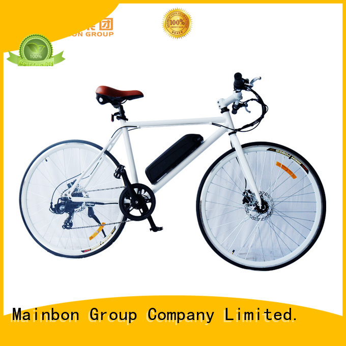 Mainbon cool best motorized bikes manufacturers for rent