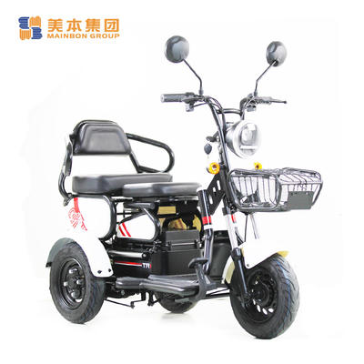 Powered Tricycle for Passenger Elderly People F1