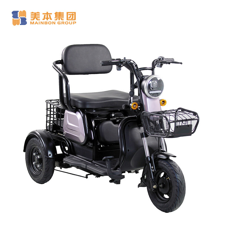 Best Electric Tricycle for Passenger Elderly People Am2.5s